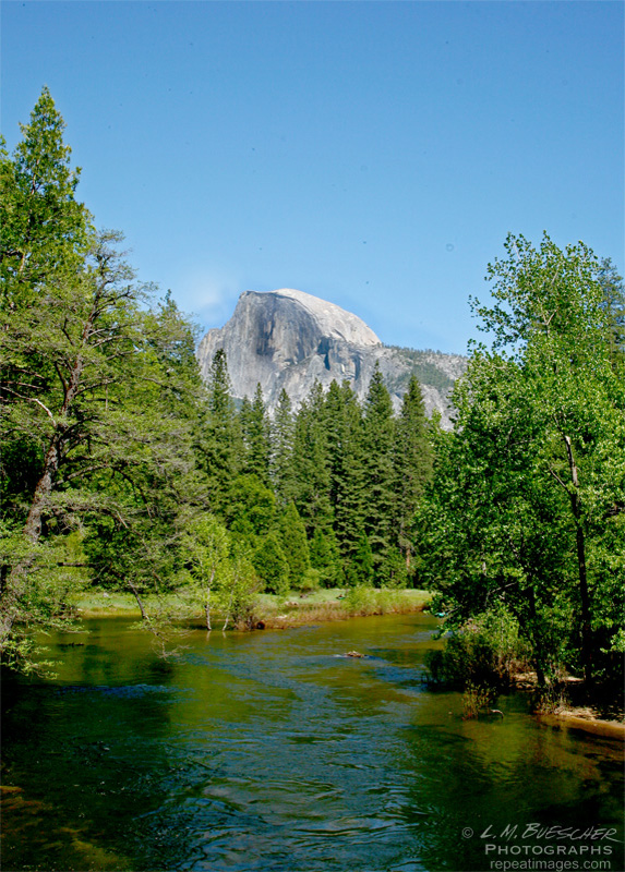 half dome and merced 8x5